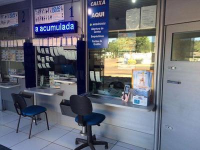 Vendo Lotérica Confinada Na Região De Penapolis