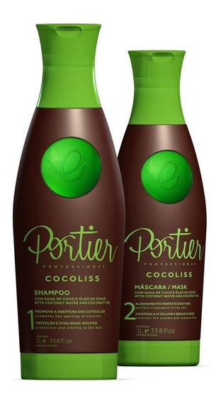 Portier Cocoliss - Kit Duo 1000ml