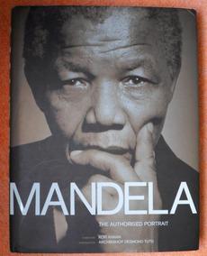 Livro Mandela - The Authorised Portrait - Biografia Mandela