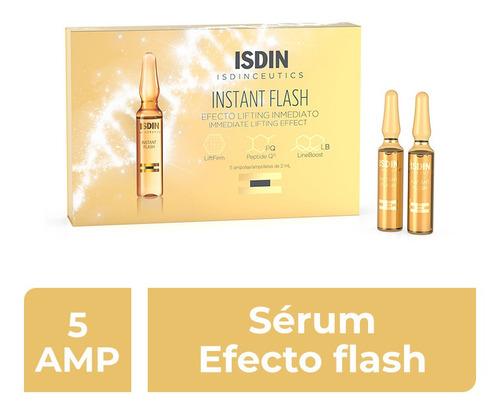 Isdinceutics Instant Flash 5 Ampollas Efecto Lifting
