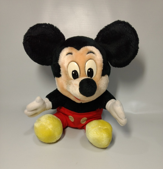 Mickey Pelúcia 20 Cm
