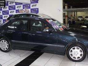 Mercedes-benz E430 2001 Blindada (fábrica)