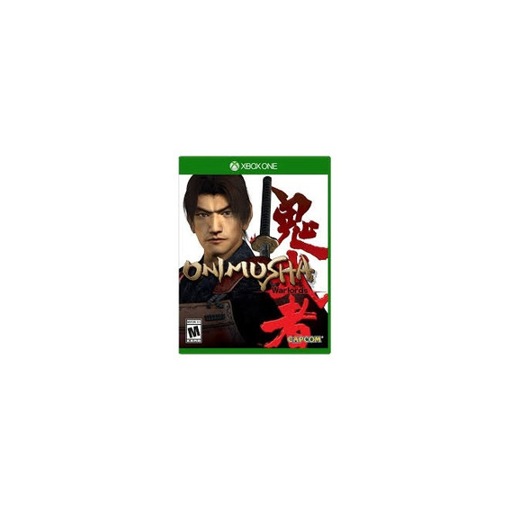 Onimusha: Warlords Xbox One Mídia Física