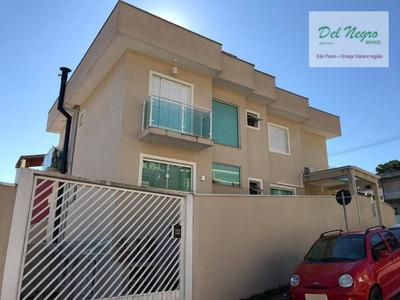 Casa Com 3 Dormitórios À Venda, 148 M² - Vila D