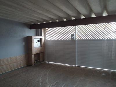 Fj27 Casa Geminada 2dorm Ent R$ 100 Mil Caiçara Praia Grande