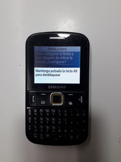 Celular Samsun Chat 222