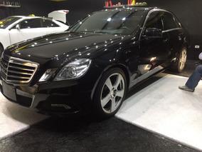 Mercedes Benz Clase E 3.5 350 Elegance Mt 2010