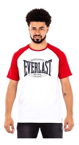 Camiseta Everlast Fundamentals Logo