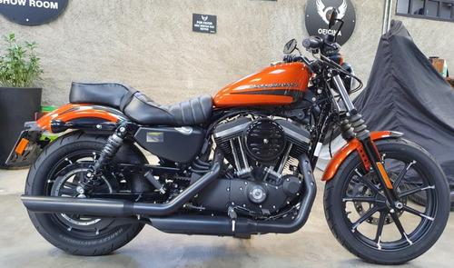 Harley Davidson - Sportster Xl 883 Iron