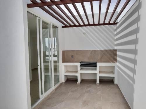 Casa Renta Fracc. Zakia Nueva Lujo Privada 4 Rec Roof Garden