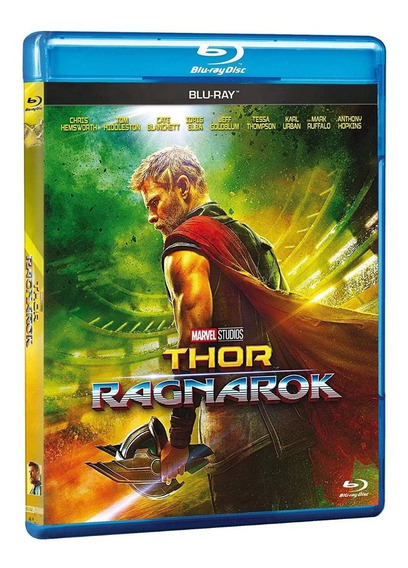Blu Ray Thor Ragnarok