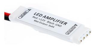 Mini Amplificador Led Luz Rgb Tiras Multicolor