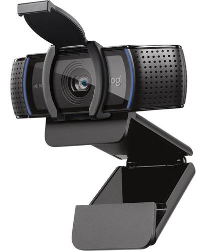 Imagen 1 de 6 de Camara Web Logitech Full Hd C920 Webcam 1080p Usb Streaming