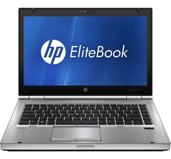 Notebook Hp 8470p I5 4gb 500hd