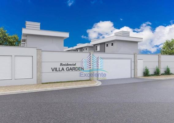 Sobrado Com 2 Dormitórios À Venda, 70 M² Por R$ 280.000 - Parque Gabriel - Hortolândia/sp - So0166