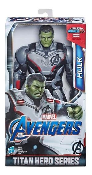 Figura Hulk Marvel Avengers Endgame Titan Hero Series