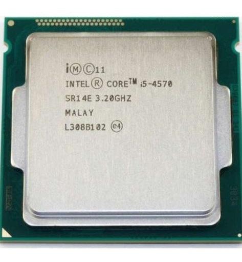 Processador Intel Core I5-4570 4 Núcleos 3.2 Garantia 1 Ano