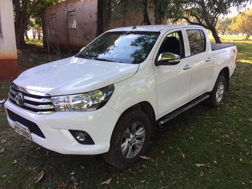 Toyota Hilux 2017 2.8 Tdi Std Cab. Dupla 4x4 4p