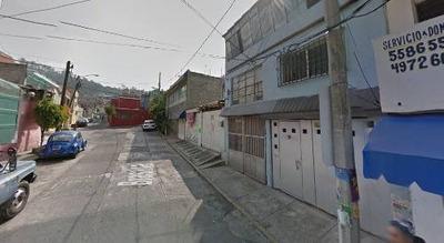 Casa En Venta De Remate Hipotecario En San Pedro Zacatenco