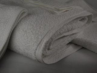 Juego De Toallas Baño Hotelera Blanca