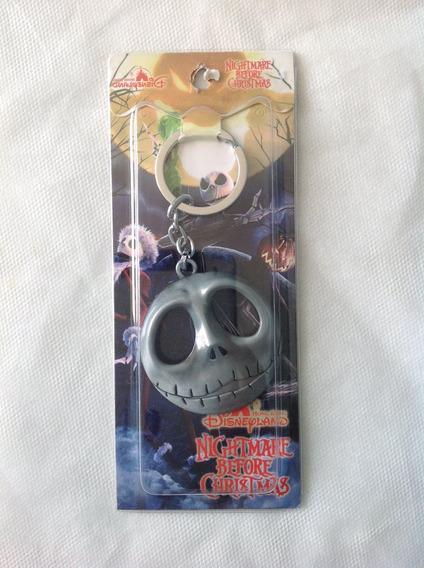 Estranho Mundo De Jack - Disney - Chaveiro Original
