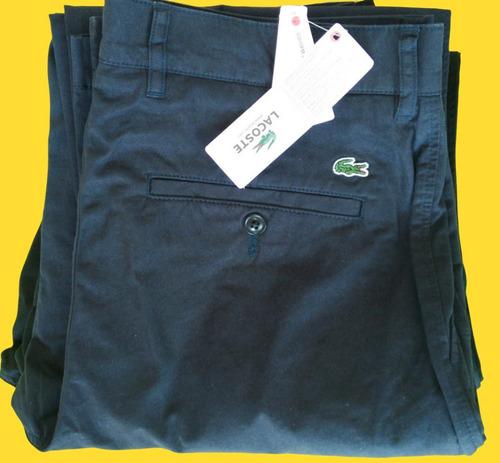 Pantalones Drill Hombre Lacoste Y Ralph Lauren Originales Mercado Libre
