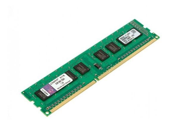 Memoria Pc 8gb Kingston Value Ram Ddr3 1600mhz Mexx