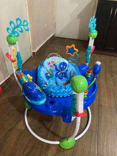 Brincolin Baby Ocean Adventure (azul)