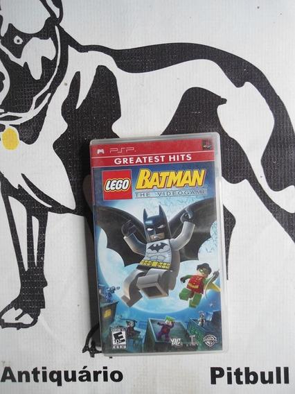 Lego Batman The Video Game Psp Original