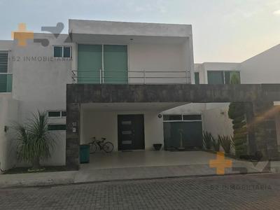 Casa En Renta Frente A Uvm, San Andres Cholula