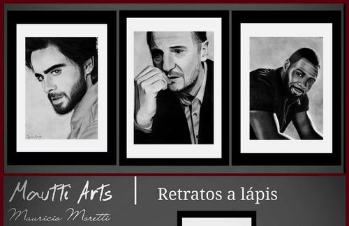 Imagem 1 de 4 de Mauricio Moretti Retratos