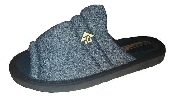 Pantuflas De Verano Pantofola Para Hombre 39 Al 47 Algodon
