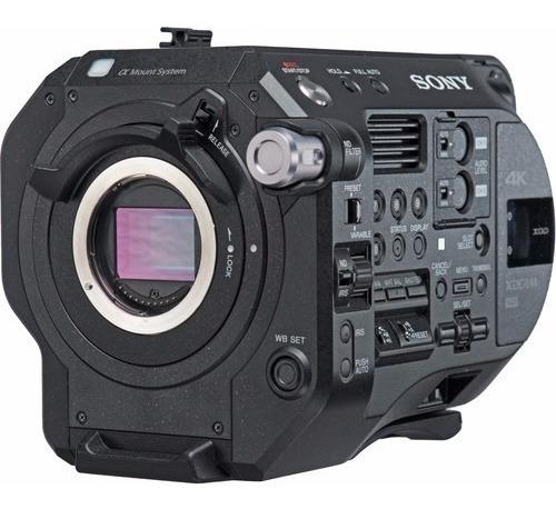 Sony Pxw Fs7 Mark Ii Fs7 2 Xdcam Super 35 Camera