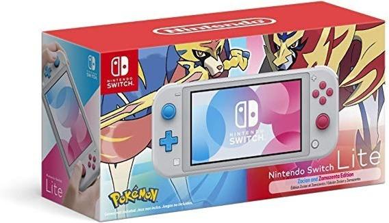 Console: Lite Edição Pokemon! Pronta Entrega