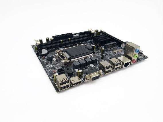 Placa Mãe Intel Lga 1156 H55-m - P/ I3 I5 I7 - Nova