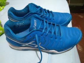 Tenis Azul Asics Gel Resolution 7