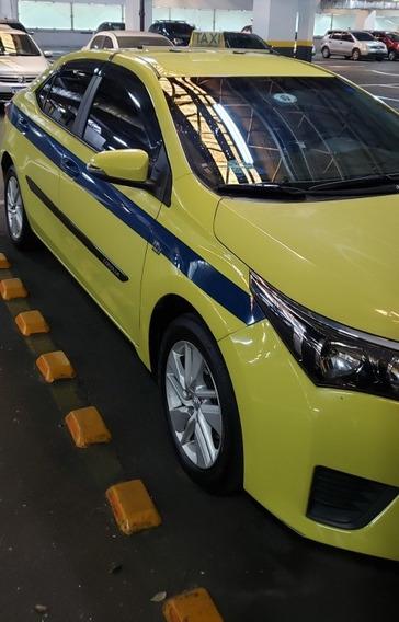 Passo Corolla Táxi Com Autonomia Do Rj