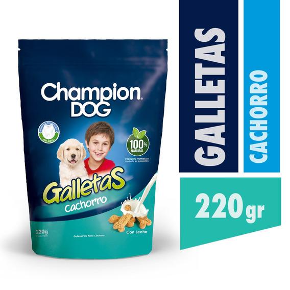 Champion Dog Galleta Cachorro 24 X 220 G
