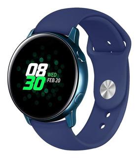 Pulseira Silicone Sport Para Samsung Galaxy Watch Active 20m