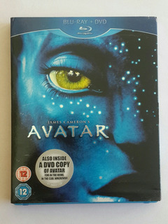 Avatar - Blu-ray Original - James Cameron - Los Germanes