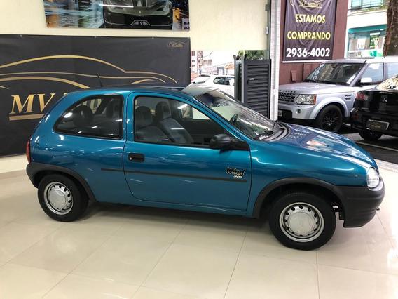 Gm Chevrolet Corsa Wind Super 1.0 2p Rariadade 1996