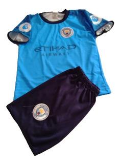 Uniforme De Futebol Gabriel Jesus City