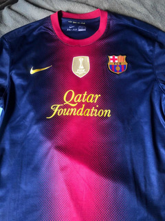 Camisa Barcelona Temp. 2012/2013 Original Messi Xl