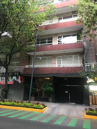 Departamento En Renta Polanco, Remodelado