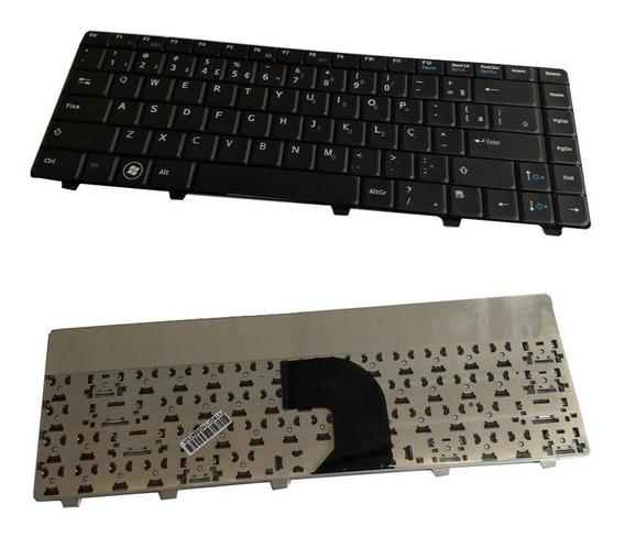 Teclado Notebook Dell Vostro 3300 3400 3500 V3300 V3400 Br