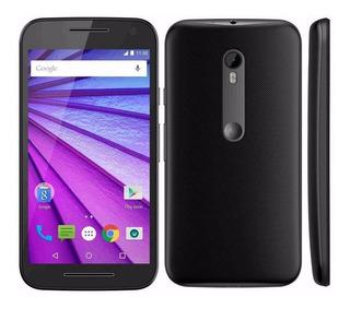 Motorola Moto G 3º Xt1550 13mp, Dual Chip, 16gb - De Vitrine