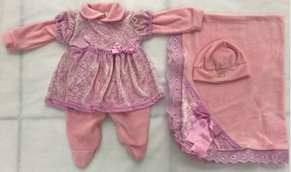 Saida Maternidade Vestido Plush