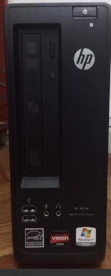 Pc Desktop Hp G1000br