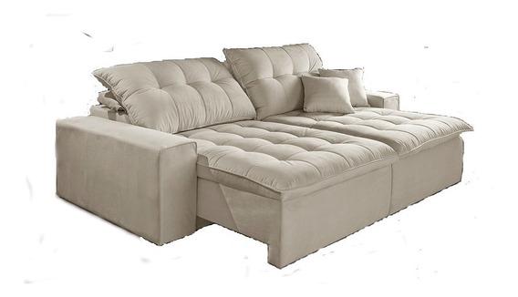 Sofá Retrátil E Reclinavel Gaber - Cadeiras E Poltronas