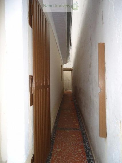 Casa Com 1 Dormitório Para Alugar, 60 M² Por R$ 1.200,00 - Vila Carrão - São Paulo/sp - Ca0033